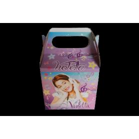 Caja Violetta Paquete x12