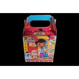 Caja Doc Juguetes Paquete x12