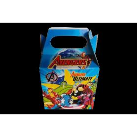 Caja Avengers Paquete x12