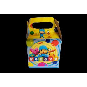 Caja Pocoyo Paquete x12