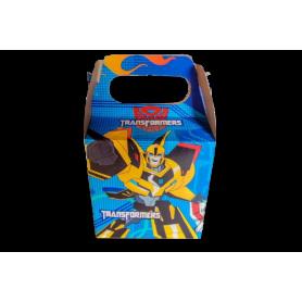 Caja Transformers Paquete x12