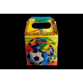 Caja Fútbol Paquete x12