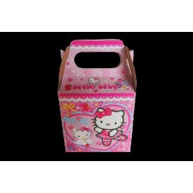 Caja Hello Kitty Paquete x12