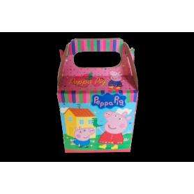 Caja De Regalo Peppa Pig  Paquete x12
