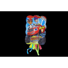 Piñata Blaze and the Monster