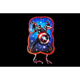 Piñata Capitán América