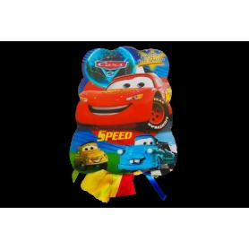 Piñata Cartón Cars Surtifiestas