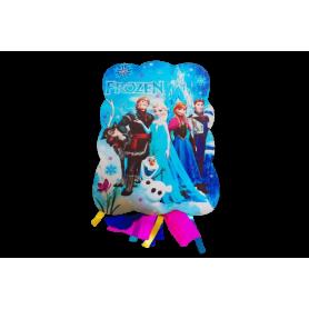 Piñata Cartón Frozen