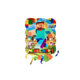 Piñata Minecraft Surtifiestas