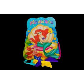 Piñata Sirenita