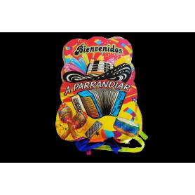 Piñata Vallenato