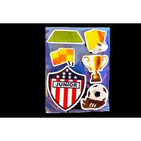 Stickers Atlético Junior