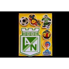 Stickers Atletico Nacional