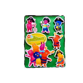 Stickers Backyardigans