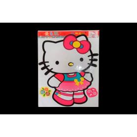 Afiche Sticker Hello Kitty
