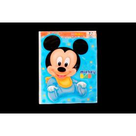 Afiche Sticker Mickey Baby