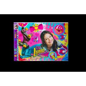 Afiche Sticker Soy Luna