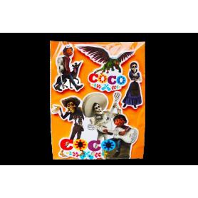 Stickers Coco