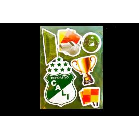 Stickers Deportivo Cali