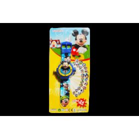 Reloj Proyector Mickey