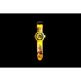 Reloj Proyector Minions