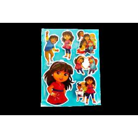Stickers Dora La Exploradora
