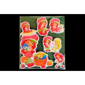 Stickers Fresita