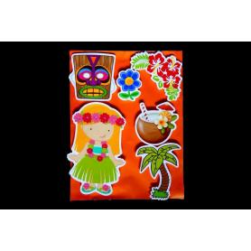 Stickers Hawaiano