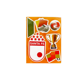 Stickers Independiente Santa Fe