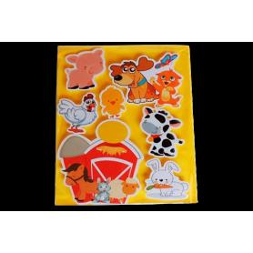 Stickers La Granja