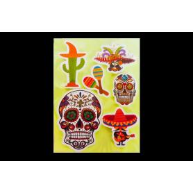 Stickers Mexicano