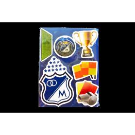 Stickers Millonarios FC