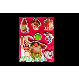 Stickers Moana