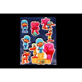 Stickers Pocoyo