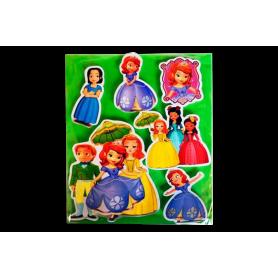 Stickers Princesa Sofía