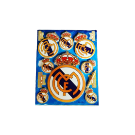 Stickers Real Madrid