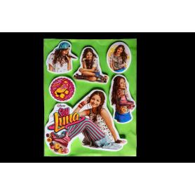 Stickers Soy Luna