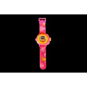 Reloj Proyector Peppa Pig