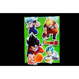 Stickers Torta Dragon Ball Z