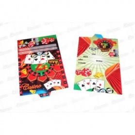 Tarjeta Fiesta Casino Paquete x12