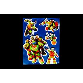 Stickers Tortugas Ninja