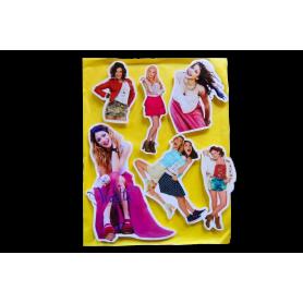 Stickers Violetta
