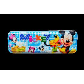 Cartuchera Metalizada Mickey Mouse