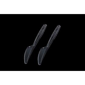 Cuchillo Transparente Darnel x20
