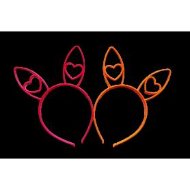 Tiara Conejo Corazón