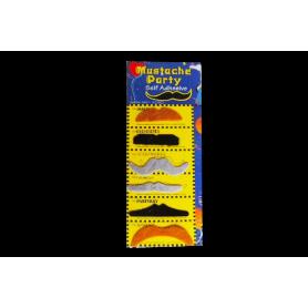 Bigote Surtido Paquete x6