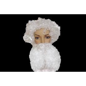 Peluca Barba Papá Noel