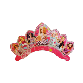 Corona Barbie Paquete x12