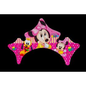 Corona Minnie Baby Paquete x12