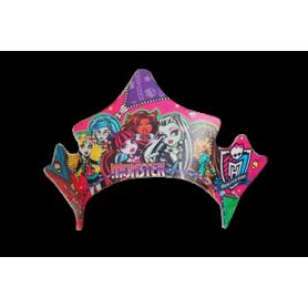 Corona Monster High Paquete x12